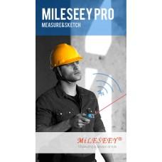نرم افزار Mileseey Pro