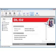 نرم افزار تخلیه اطلاعات دوربین های پنتاکس DL-02