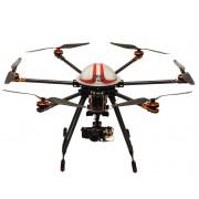 سیستم تصویربرداری هوایی  پنتاکس D-600