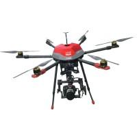 سیستم تصویربرداری هوایی پنتاکس D-800